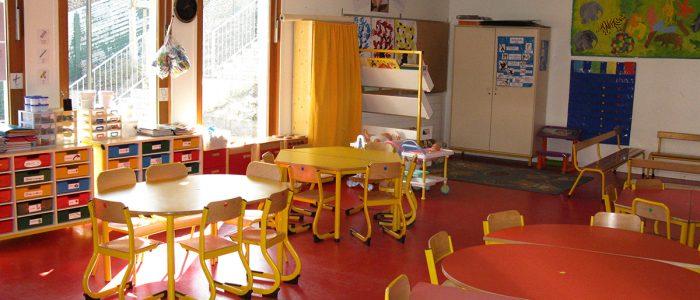 Poleymieux-au-Mont-d'Or, école